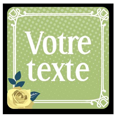 Vintage carrée 4 (0,40€)