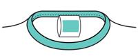 étiquette personnalisée pour vêtement